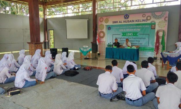 Pelatihan LDKS OSIS Skalsain 2018/2019