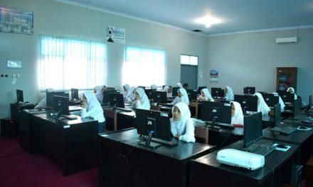 Simulasi UAMBN-BK MTs di Skalsain