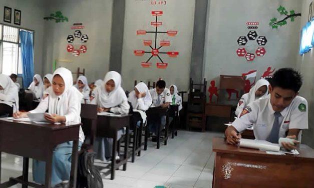 Tryout UN Paper Kelas XII Skalsain
