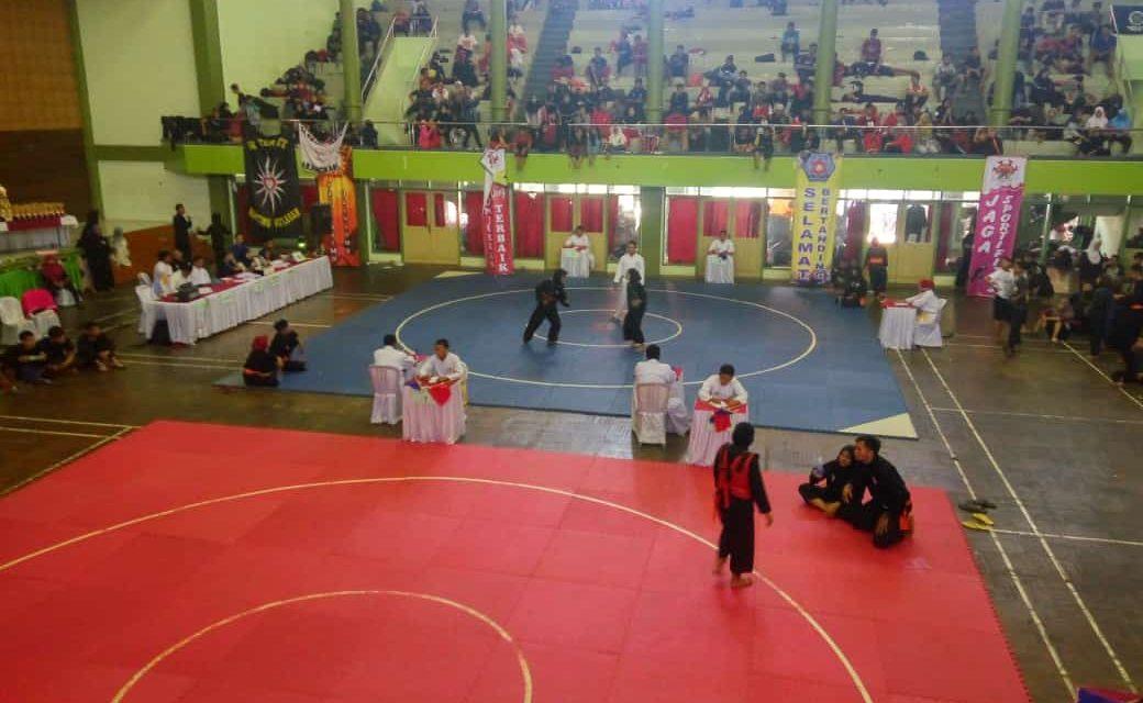 Pencak Silat Skalsain Juara 2 se Karesidenan Pati dan Kab. Demak