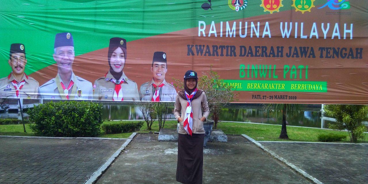 SMK AL HUSAIN KELING MENGIKUTI RAIMUNA TINGKAT PROPINSI JAWA TENGAH